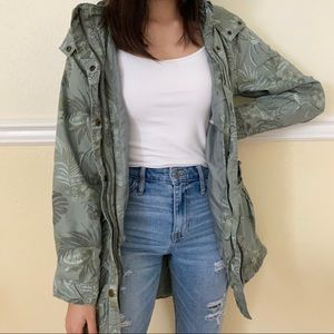 Jackets & Blazers - MILITARY GREEN JACKET